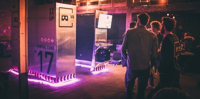 Mereg construit VR Cube